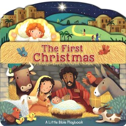 Little Bible Playbook: The First Christmas