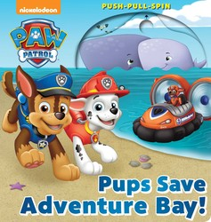 PAW Patrol: Pups Save Adventure Bay!