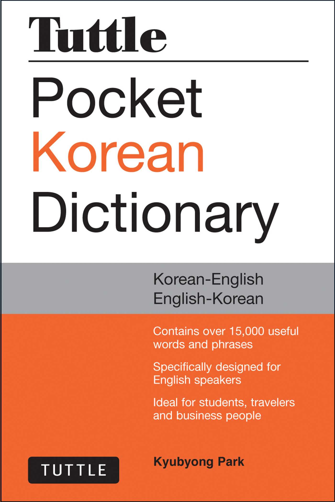Tuttle pocket korean dictionary 9780804842662 hr