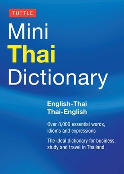 Tuttle Mini Thai Dictionary