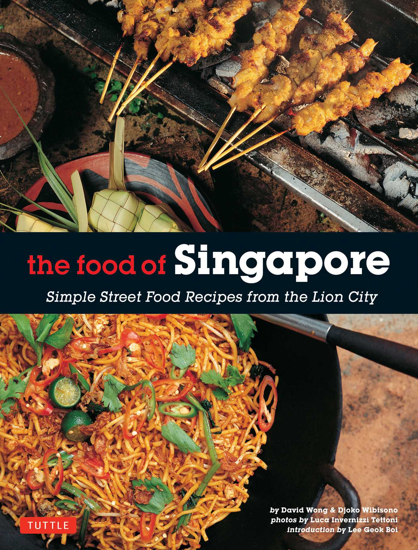 Food of singapore 9780804845106 hr
