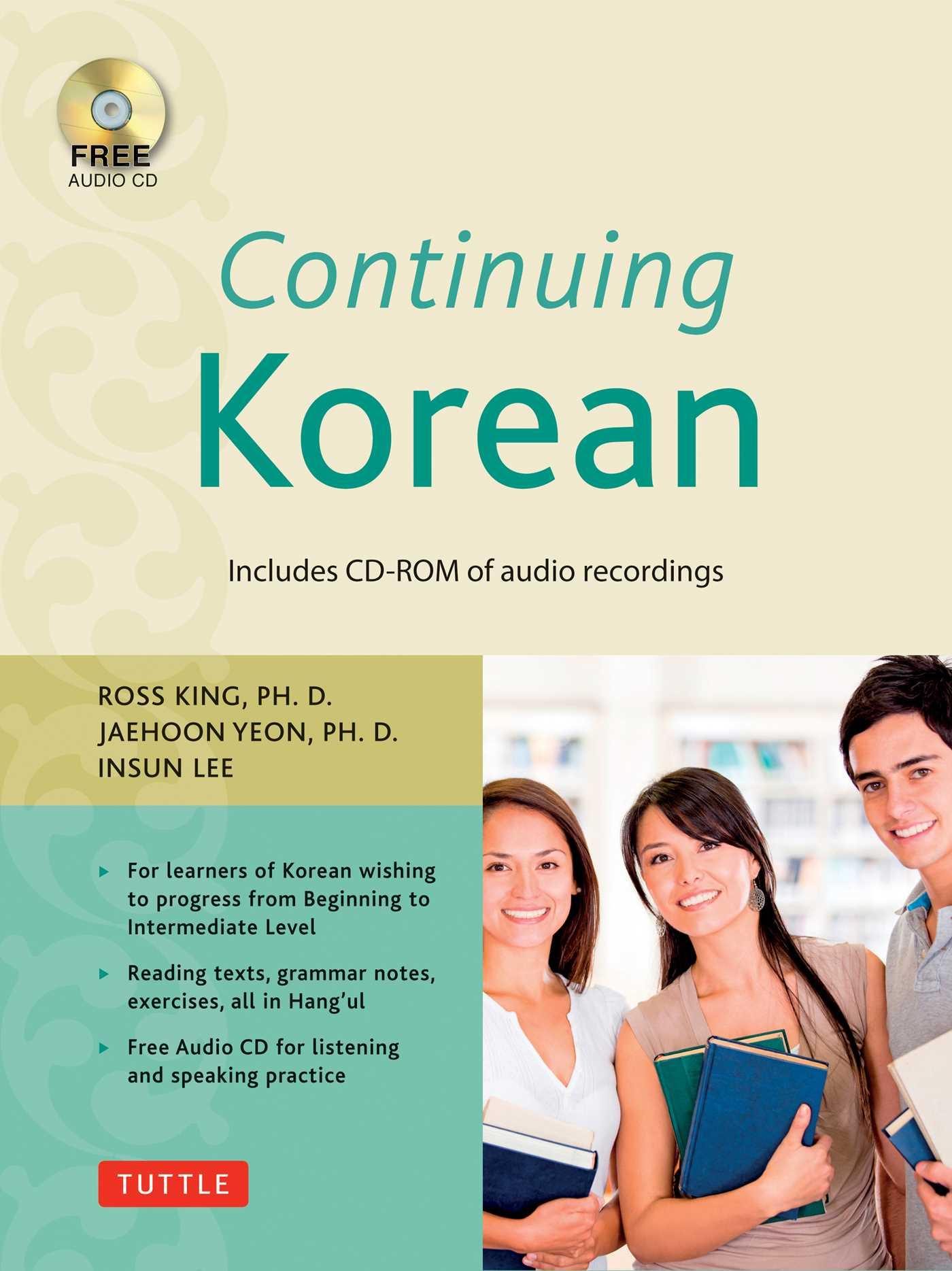 Continuing korean 9780804845151 hr