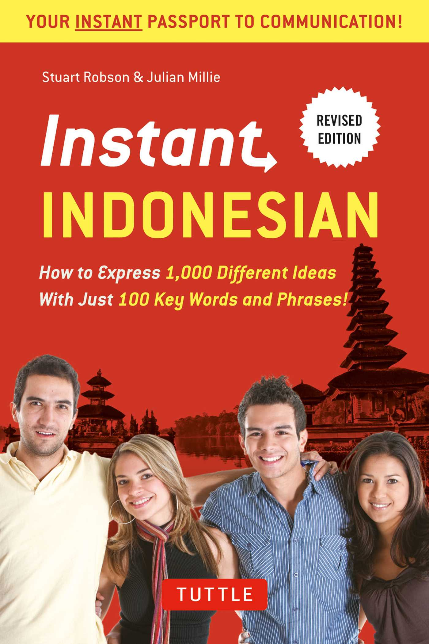 Instant indonesian 9780804845182 hr