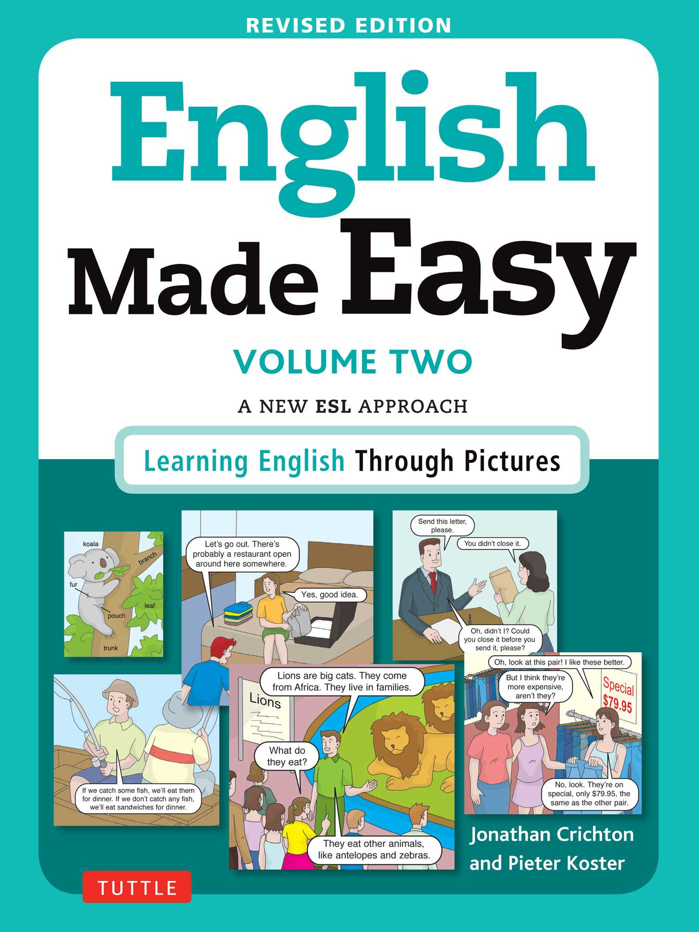 English made easy volume two 9780804845250 hr