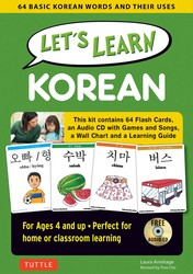 Let's Learn Korean Kit