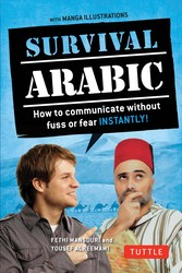 Survival Arabic Phrasebook & Dictionary