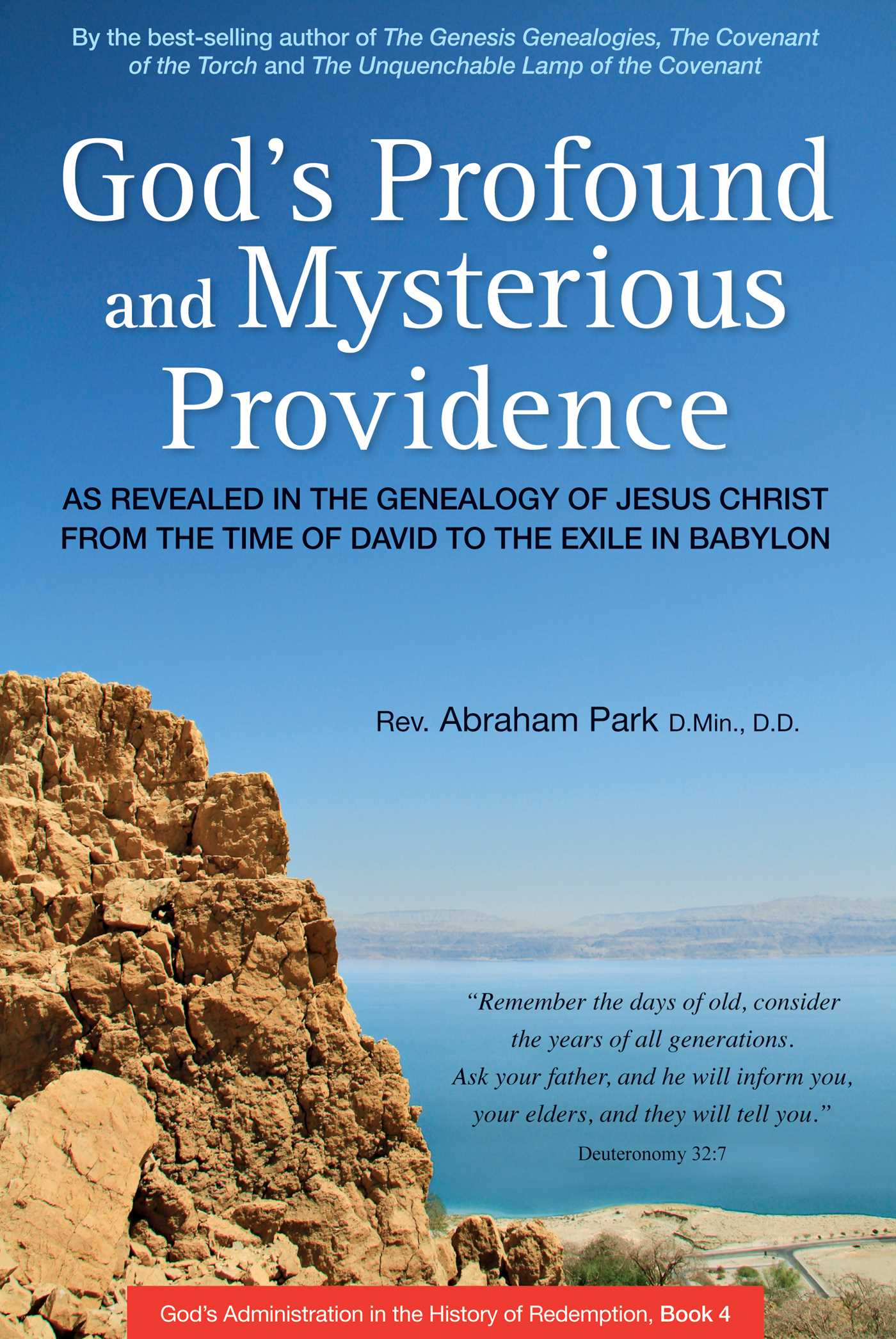 Gods profound and mysterious providence 9780804847926 hr