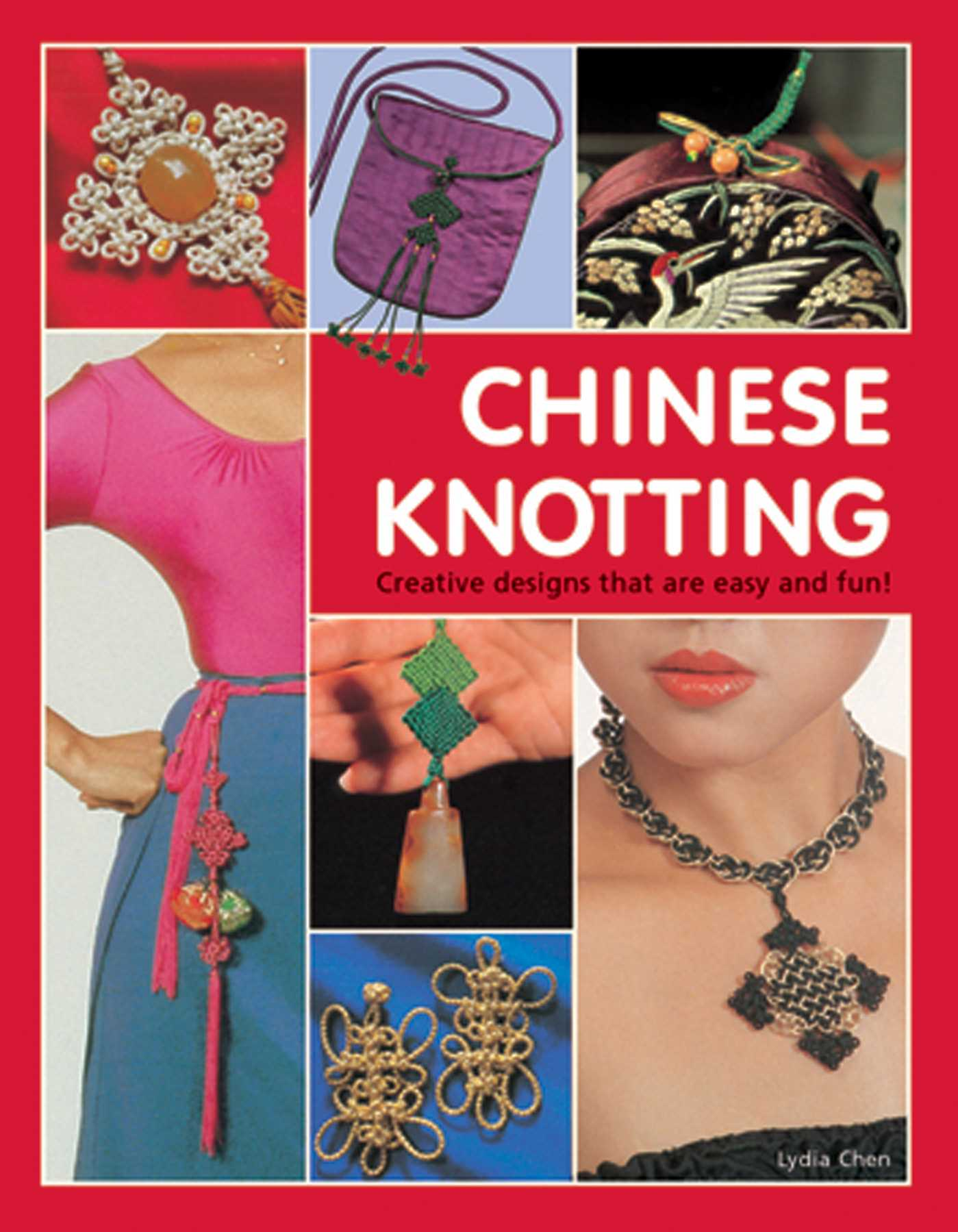 Chinese knotting 9780804848756 hr