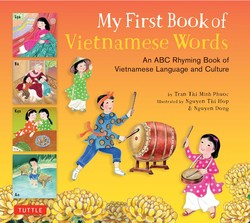 My First Book of Vietnamese Words