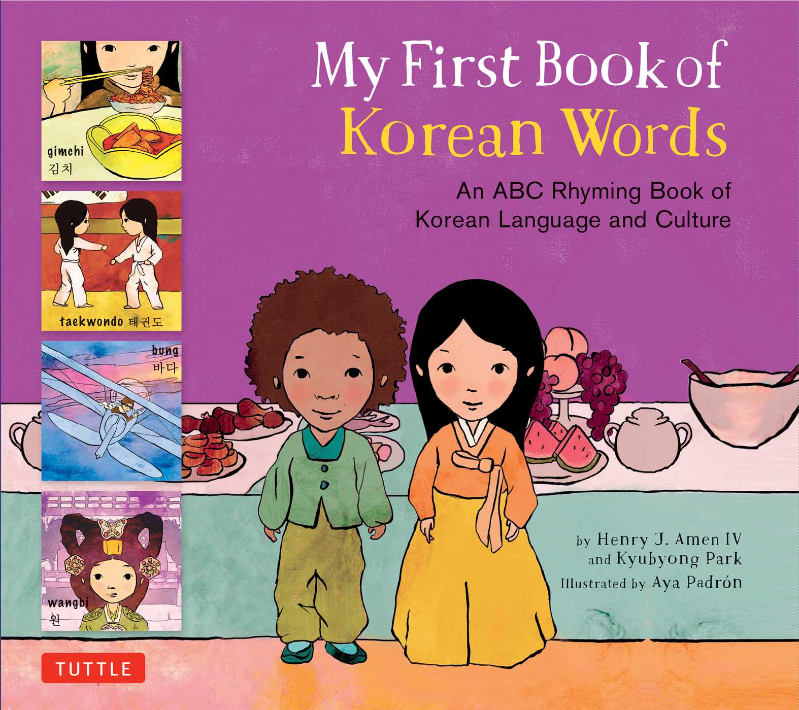My first book of korean words 9780804849401 hr