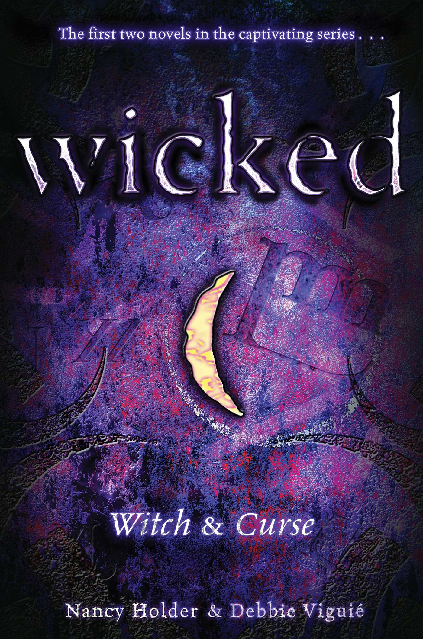 Wicked witch curse 9780857070135 hr