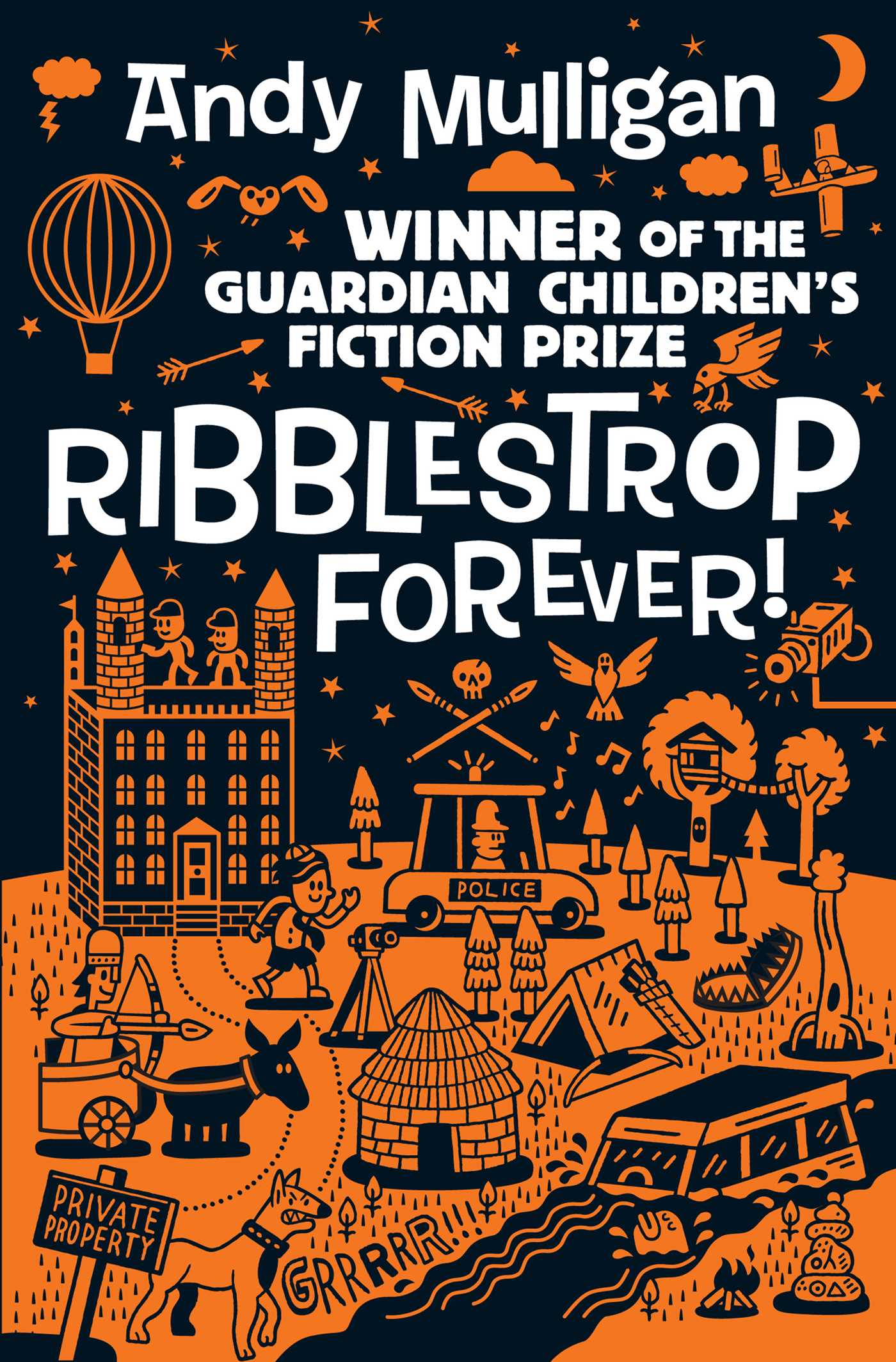 Ribblestrop forever! 9780857078018 hr