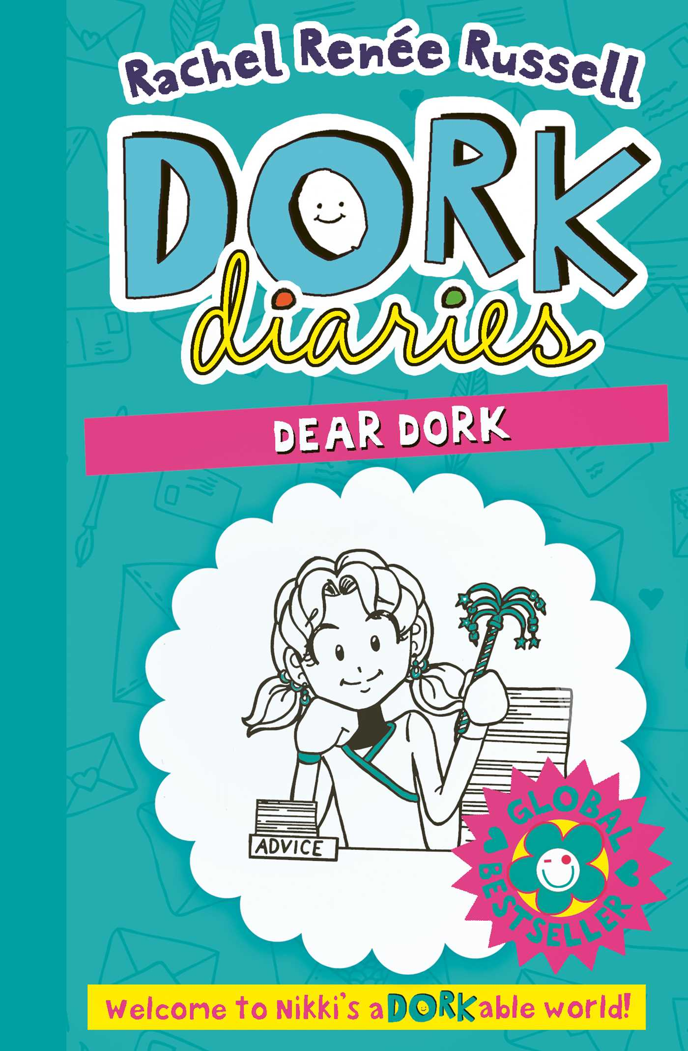 Dork diaries dear dork 9780857079374 hr