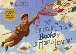 The Fantastic Flying Books of Mr Morris Lessmore