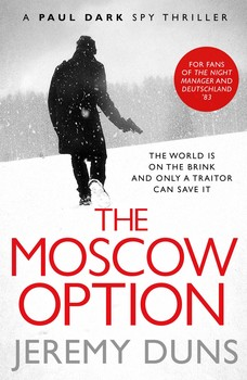 The Moscow Option (Paul Dark 3)