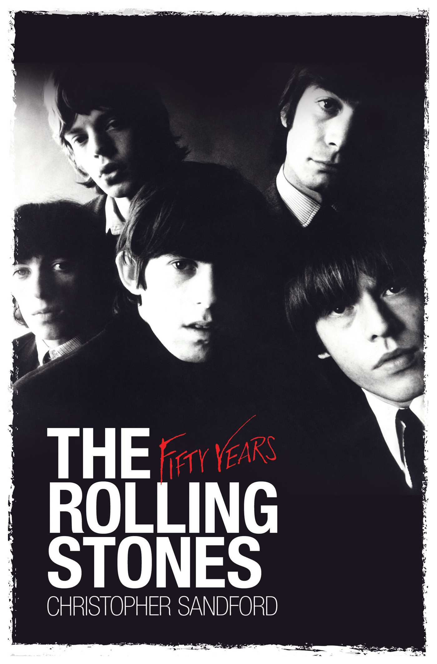 The rolling stones fifty years 9780857201027 hr