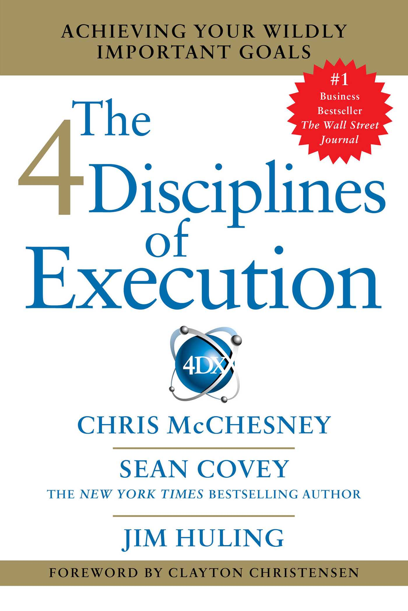 4 disciplines of execution 9780857205841 hr