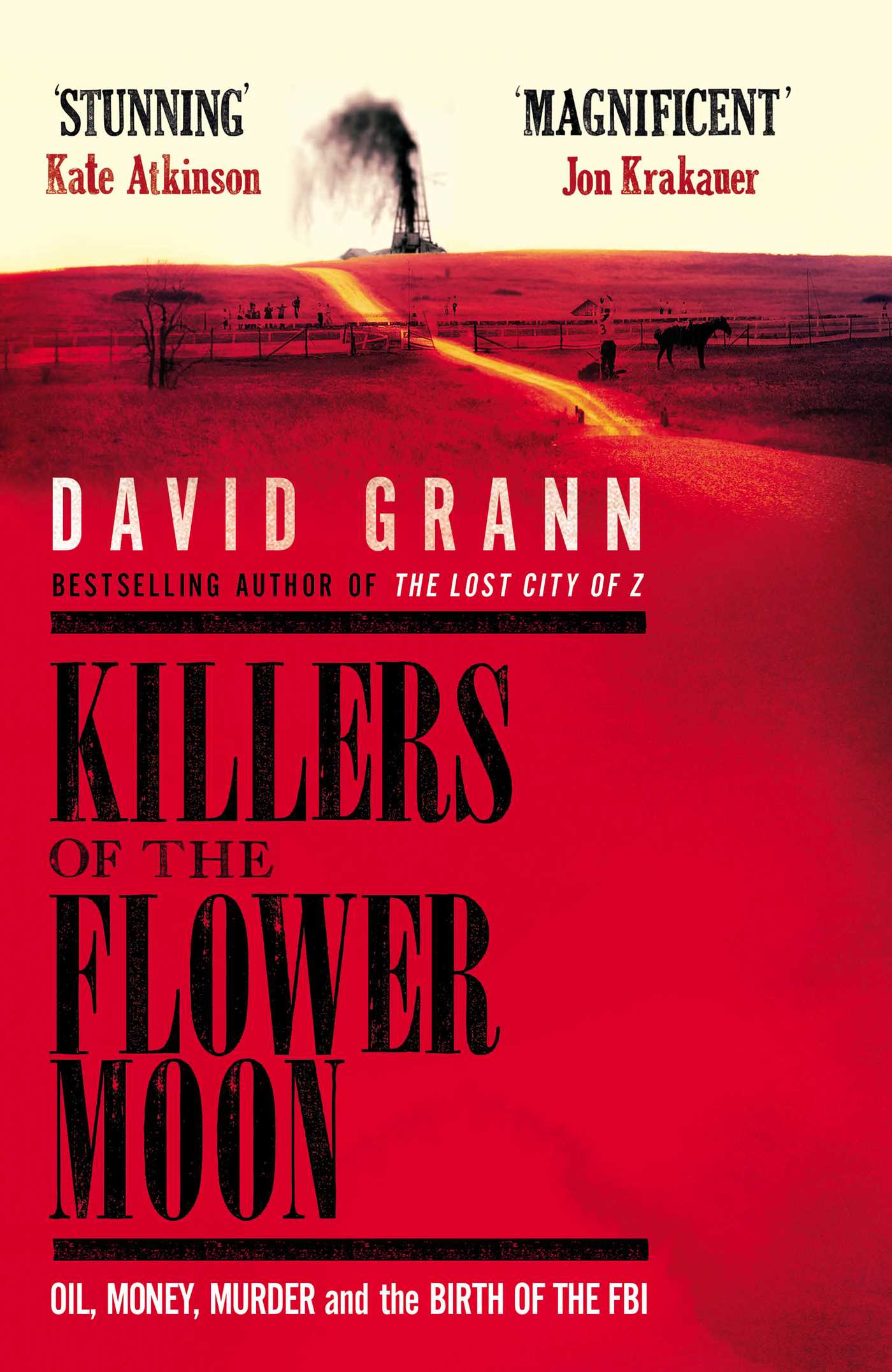 Killers of the flower moon 9780857209023 hr