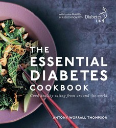Essential Diabetes Cookbook: Good healthy eating from around the