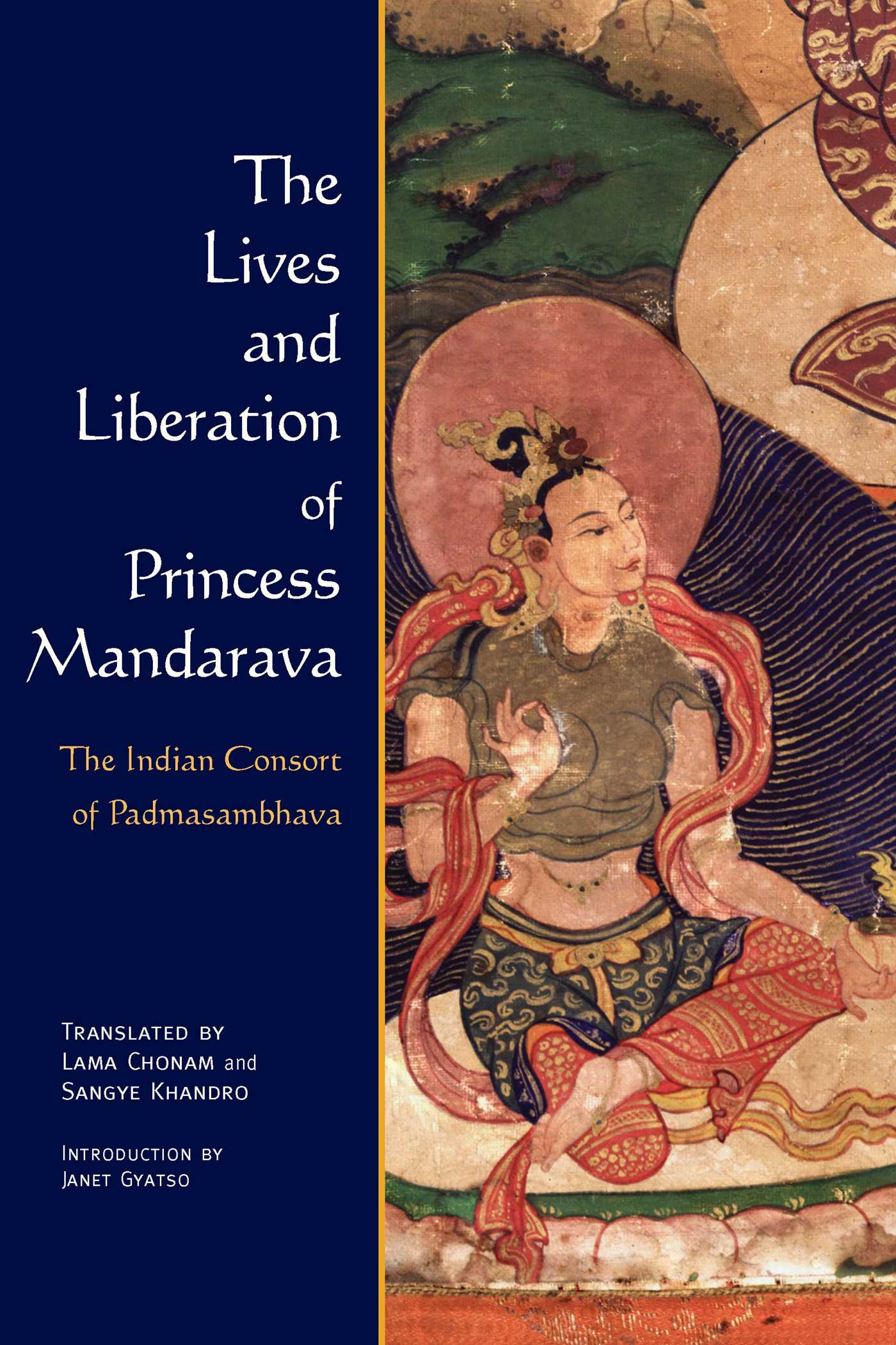 The lives and liberation of princess mandarava 9780861711444 hr