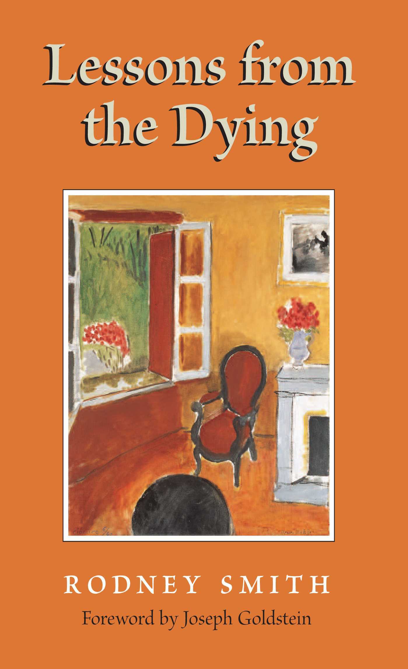 Lessons from the dying 9780861718917 hr