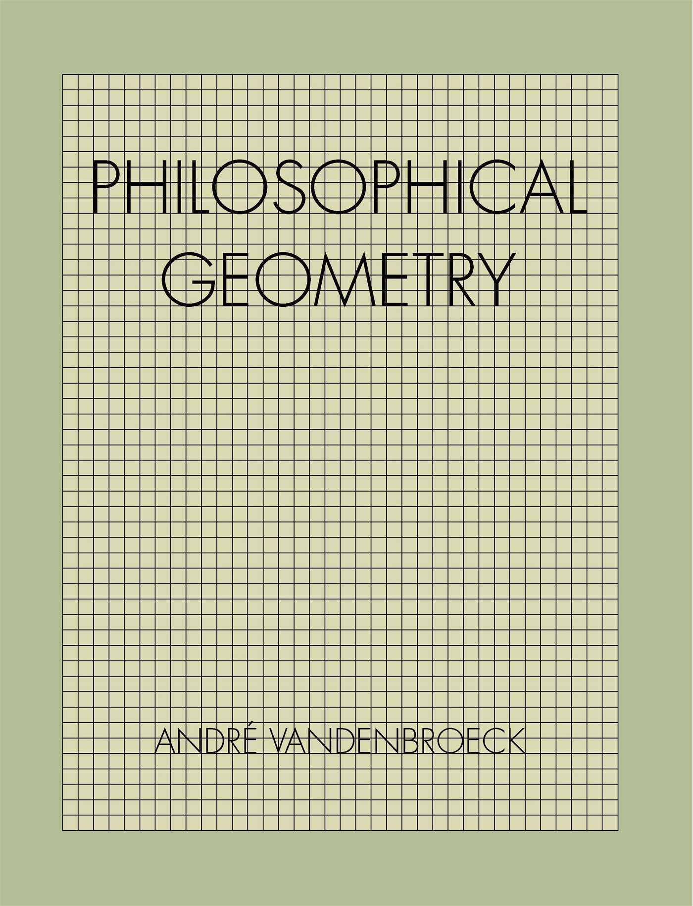 Philosophical geometry 9780892811168 hr