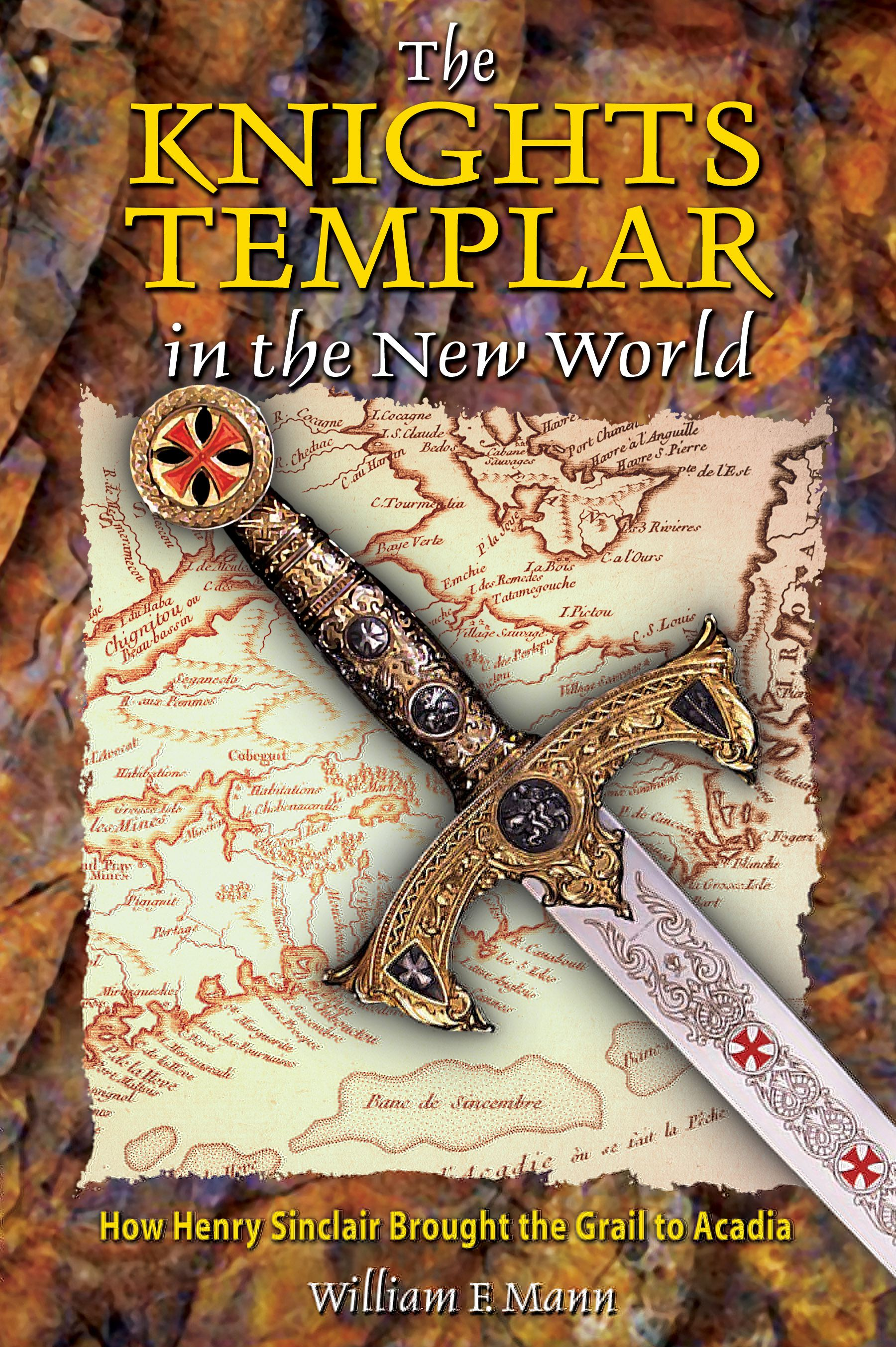 The knights templar in the new world 9780892811854 hr
