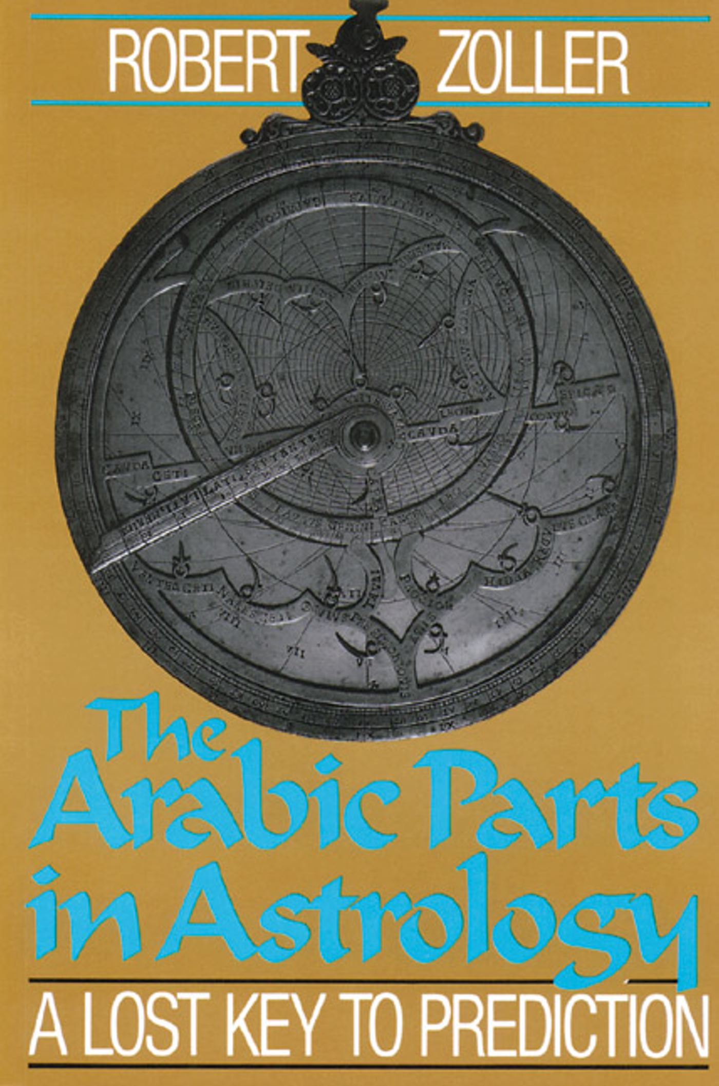 The arabic parts in astrology 9780892812509 hr