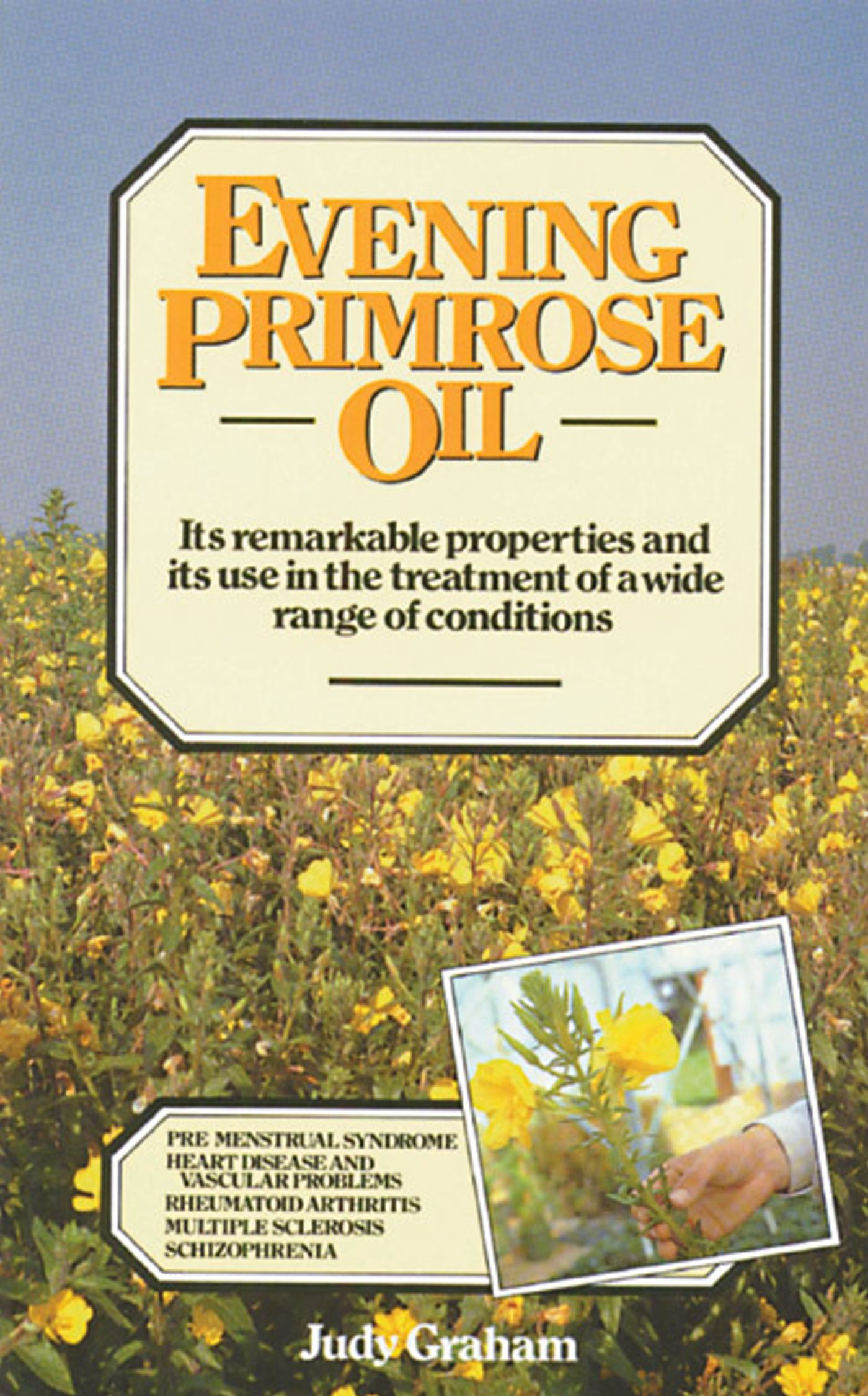Evening primrose oil 9780892812882 hr
