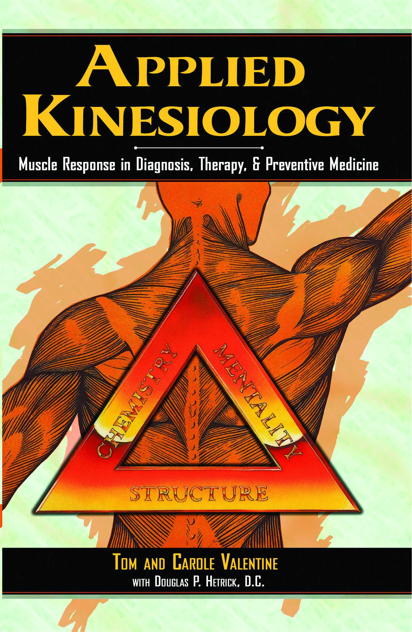 Applied kinesiology 9780892813285 hr