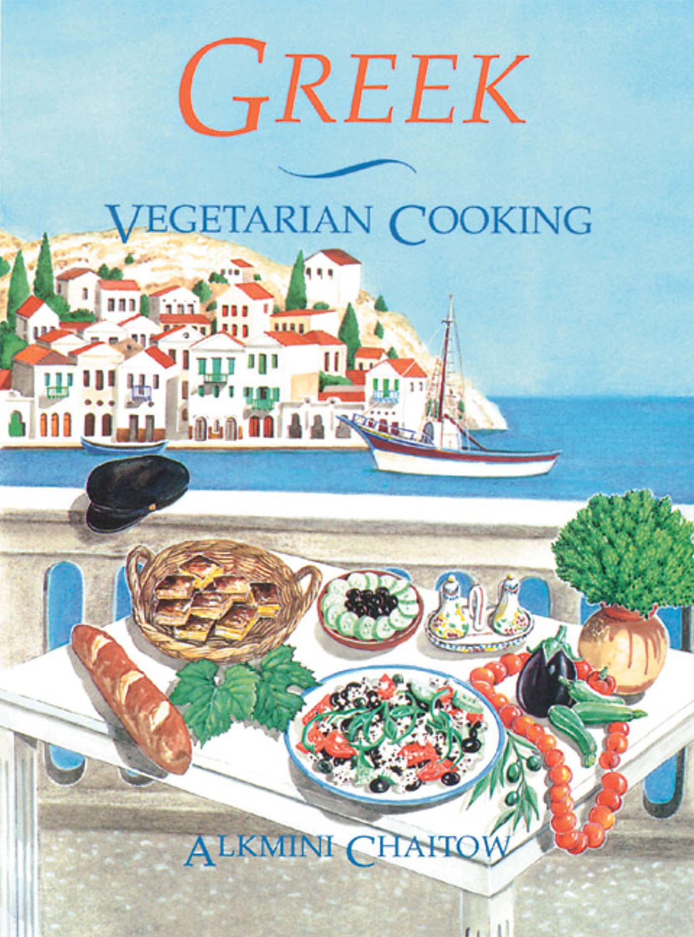 Greek vegetarian cooking 9780892813407 hr