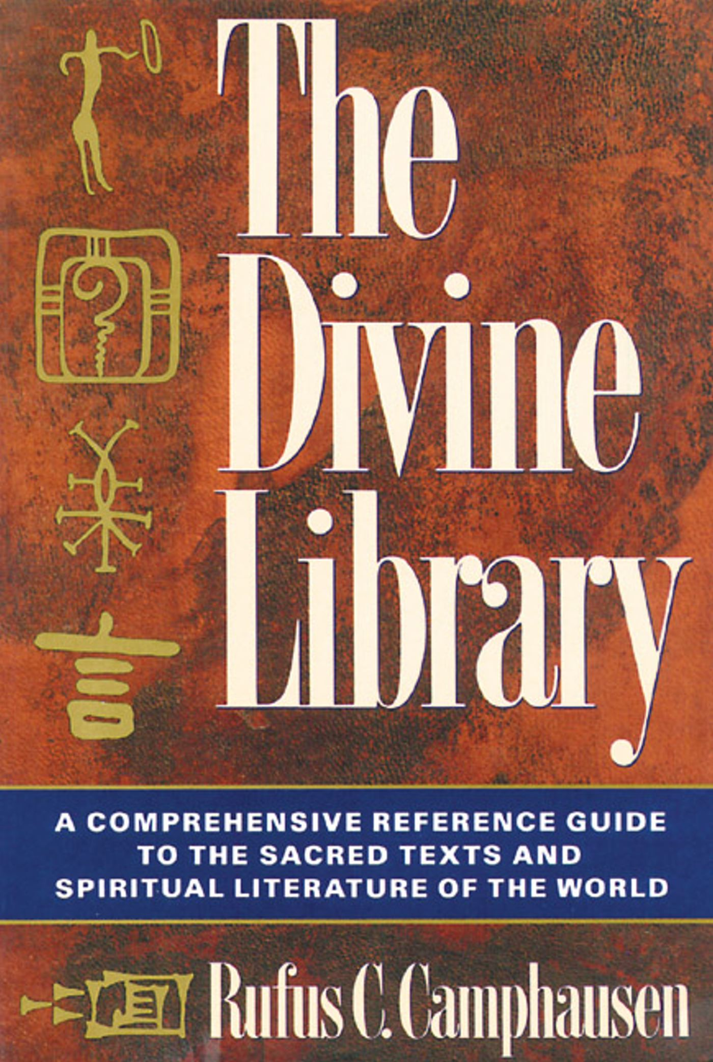 The divine library 9780892813513 hr