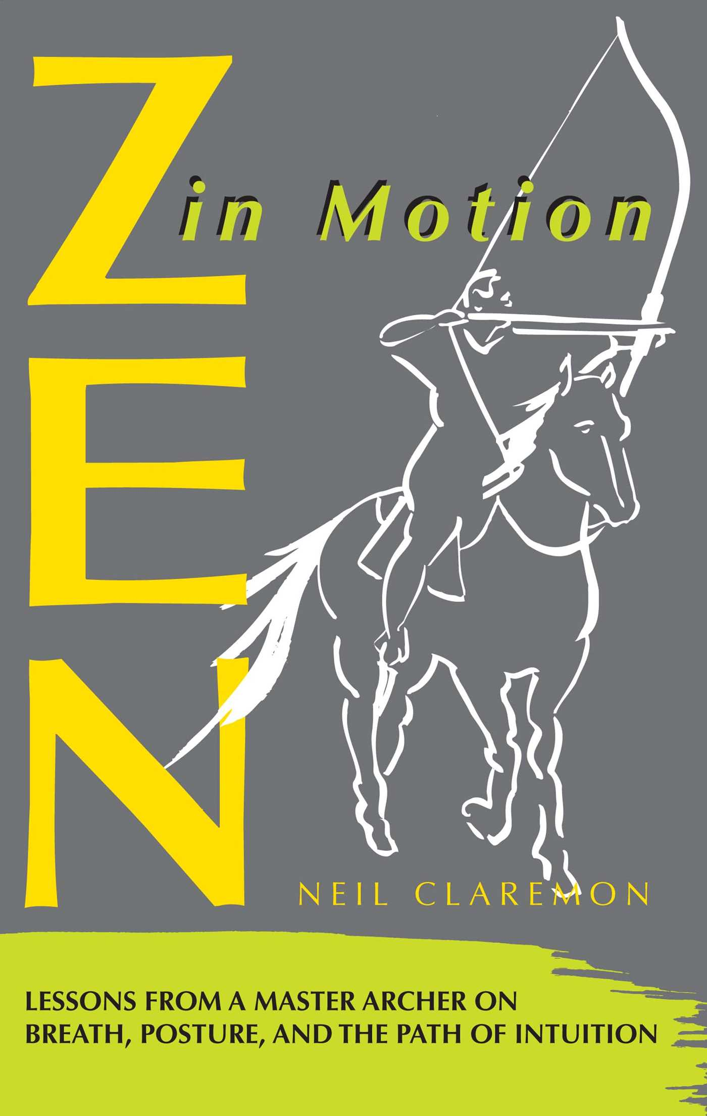 Zen in motion 9780892813612 hr