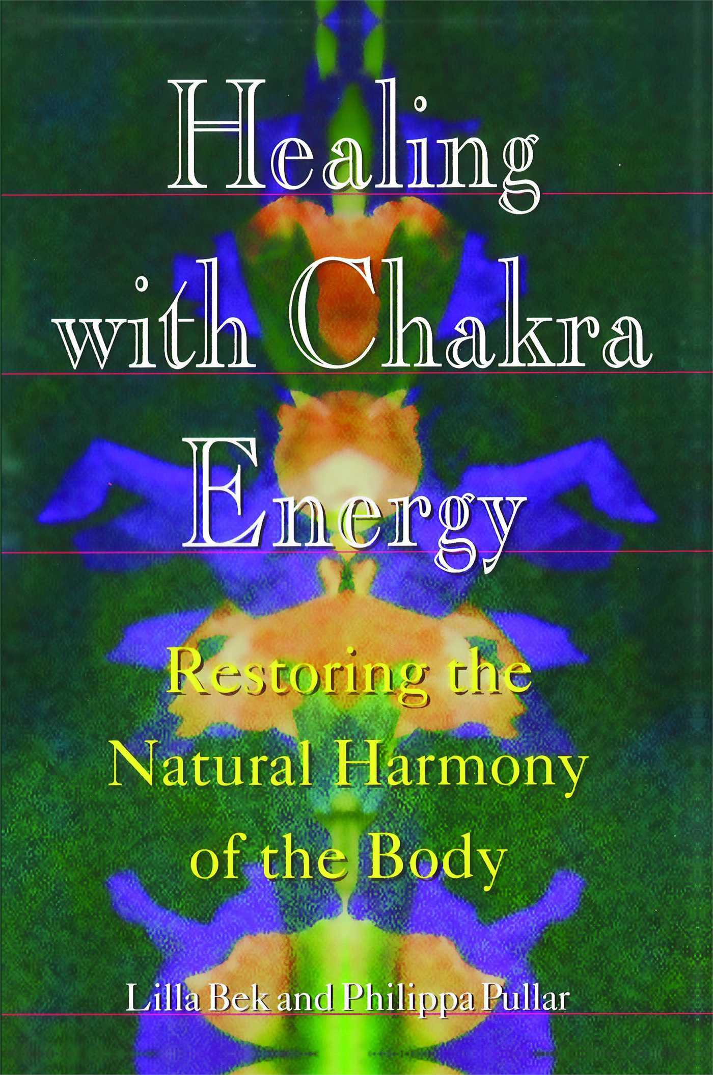 Healing with chakra energy 9780892815135 hr