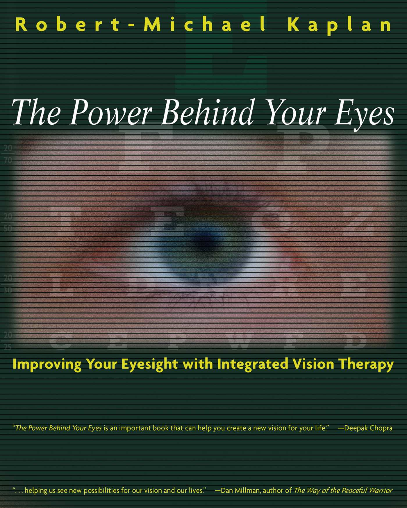 The power behind your eyes 9780892815364 hr