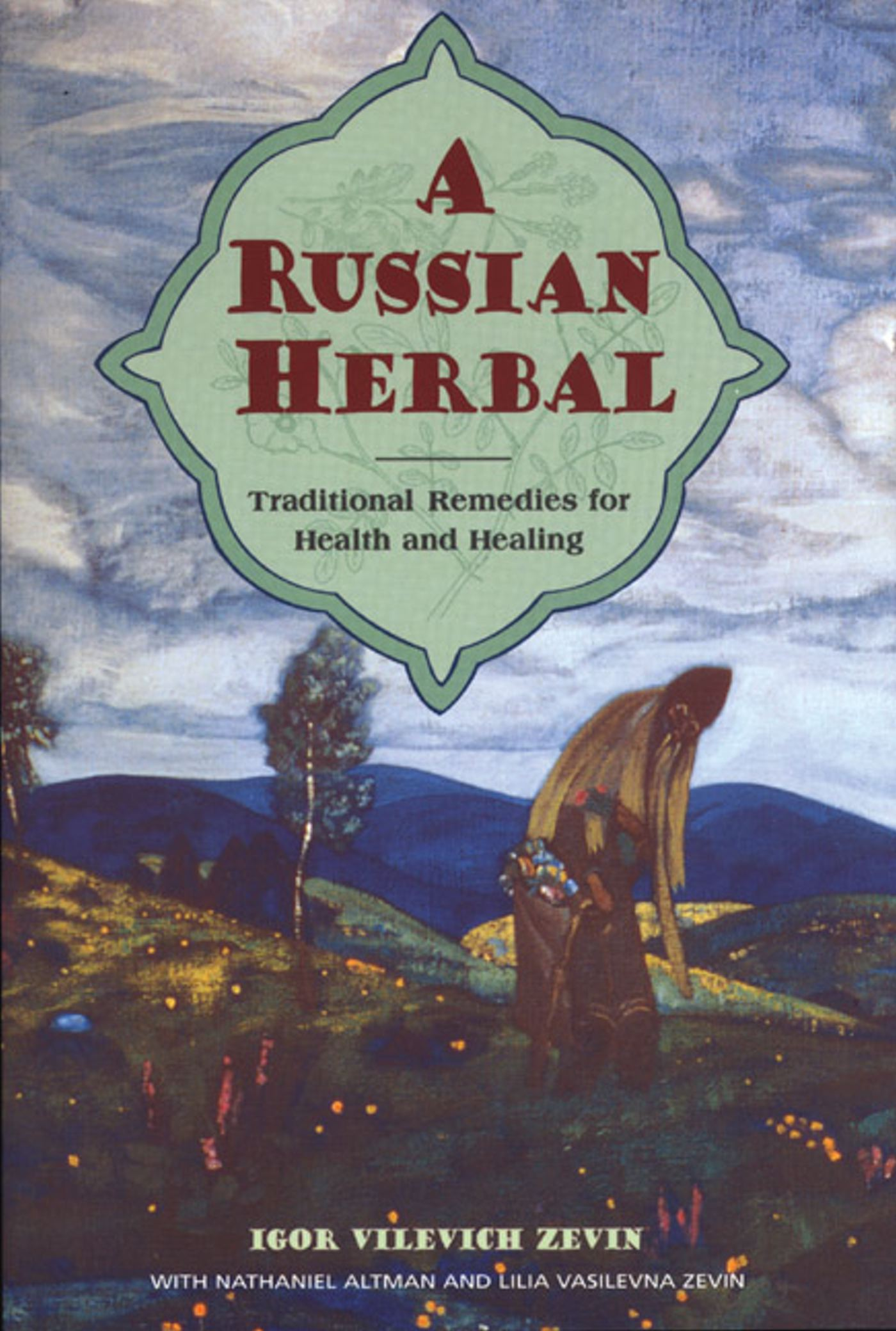 A russian herbal 9780892815494 hr
