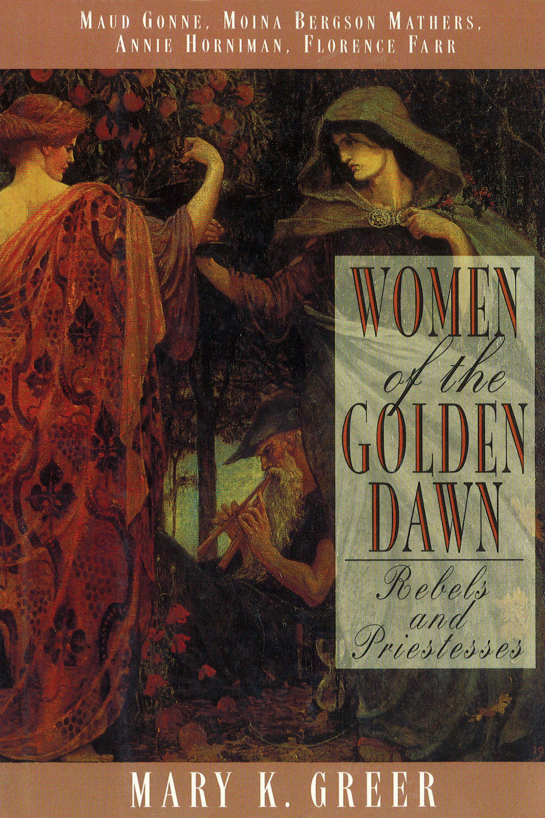 Women of the golden dawn 9780892816071 hr