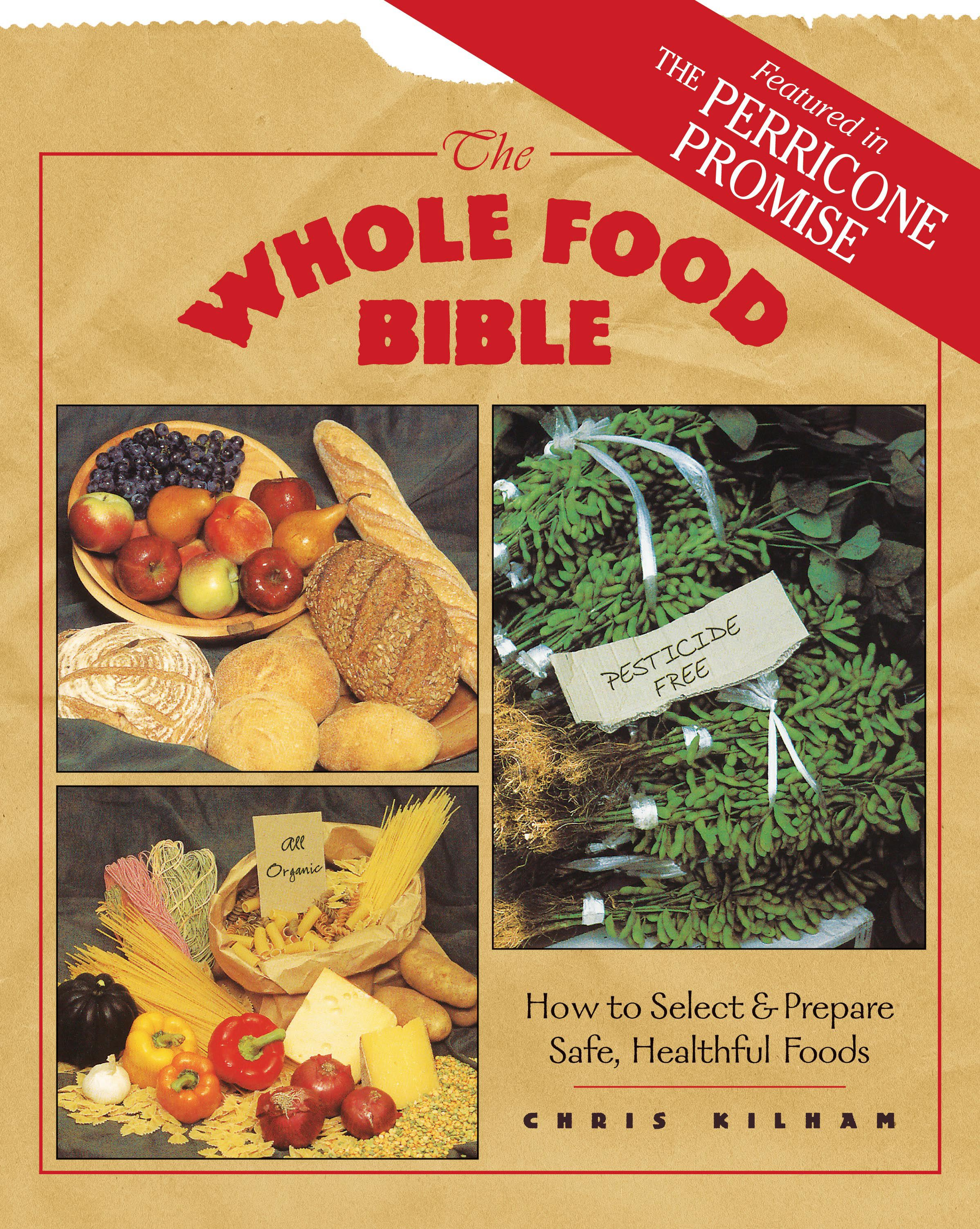 The whole food bible 9780892816262 hr
