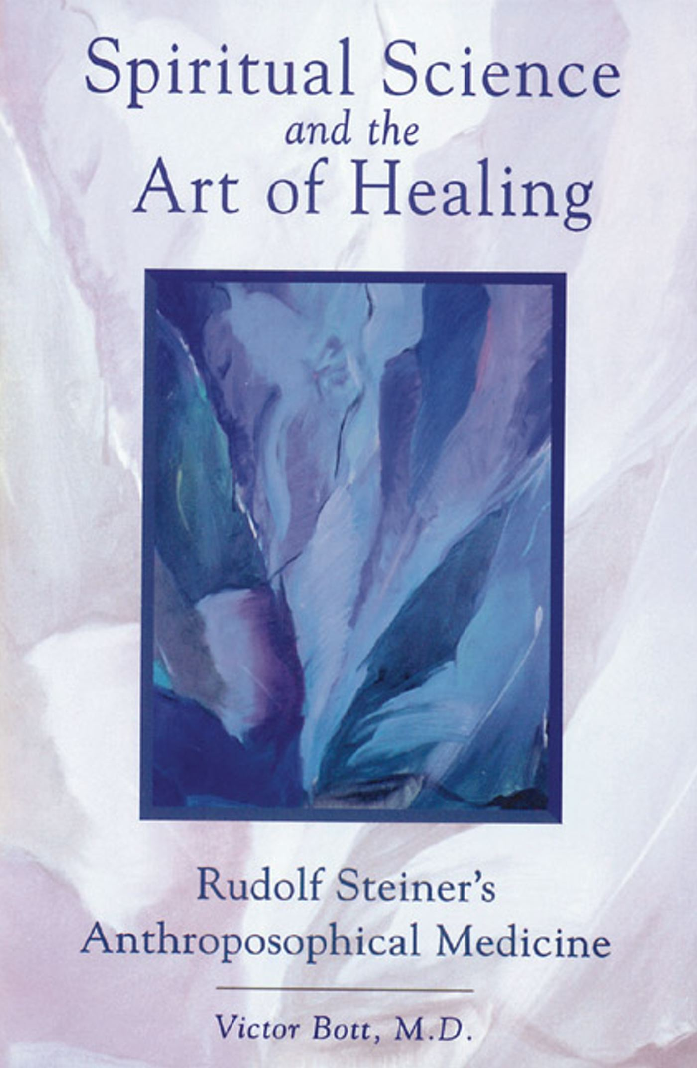 Spiritual science and the art of healing 9780892816361 hr