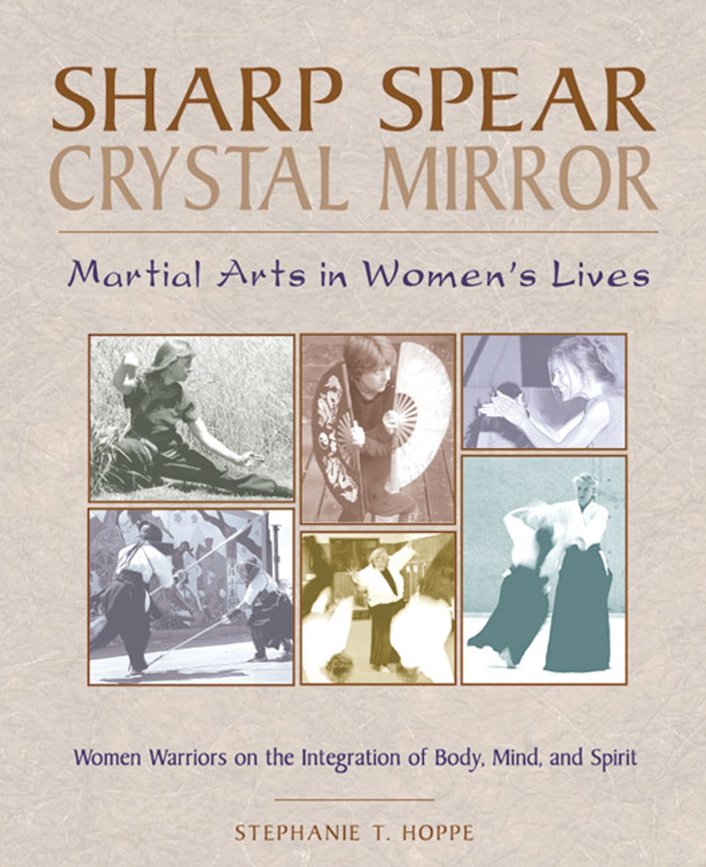 Sharp spear crystal mirror 9780892816620 hr