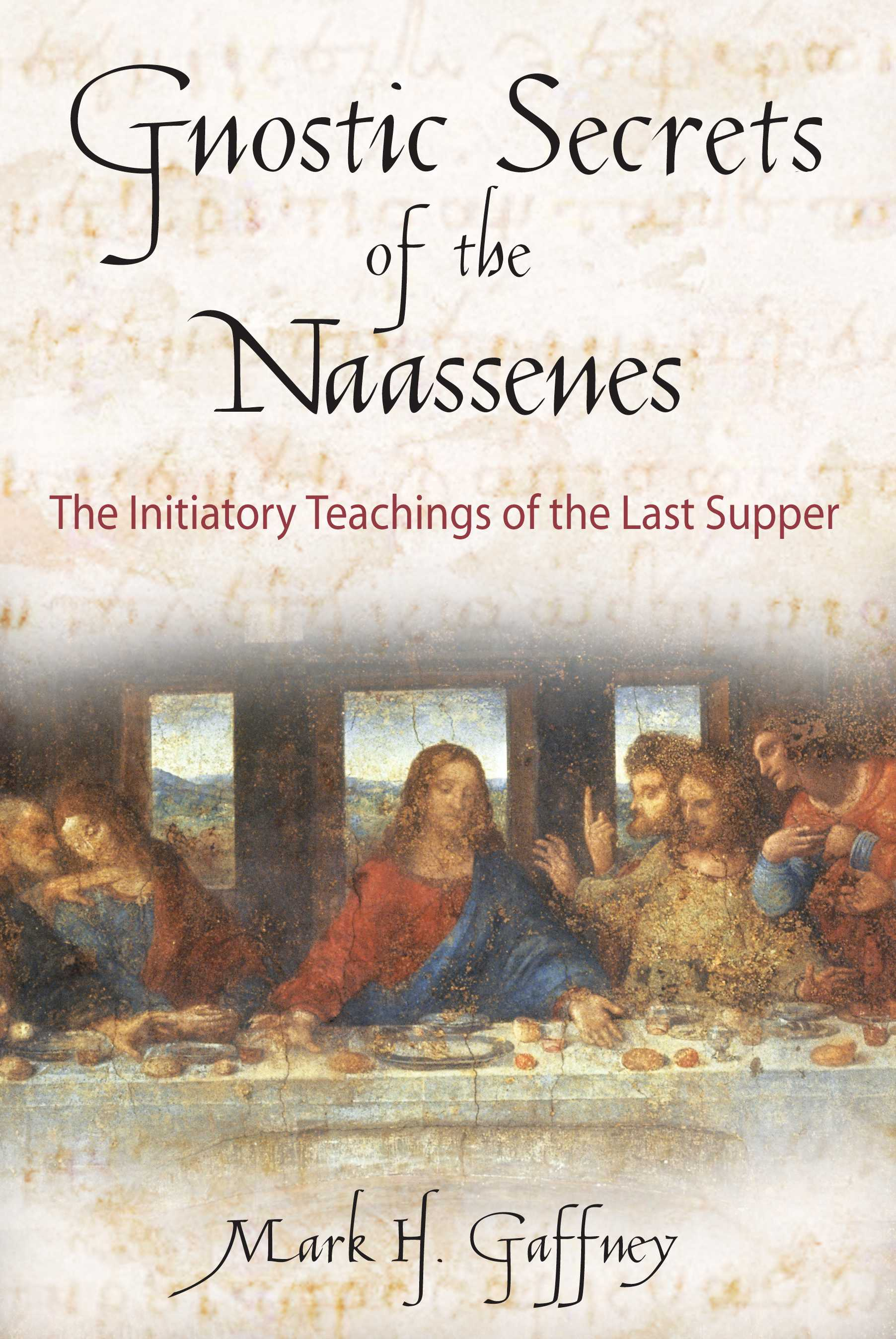 Gnostic secrets of the naassenes 9780892816972 hr