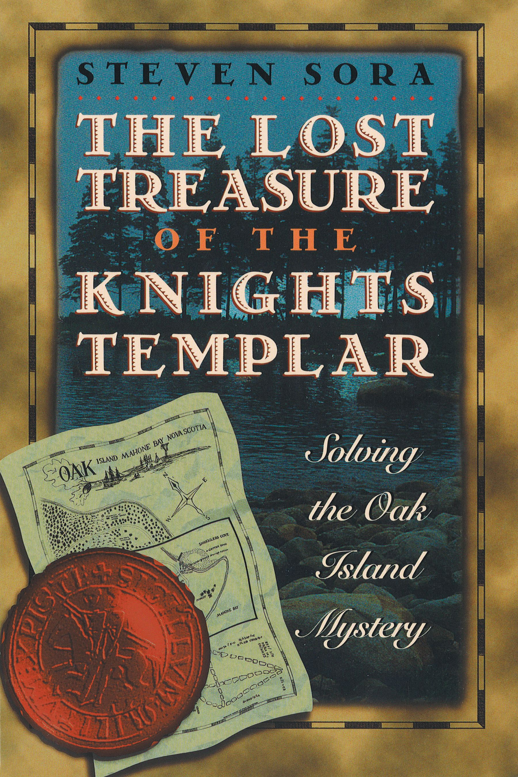 The lost treasure of the knights templar 9780892817108 hr