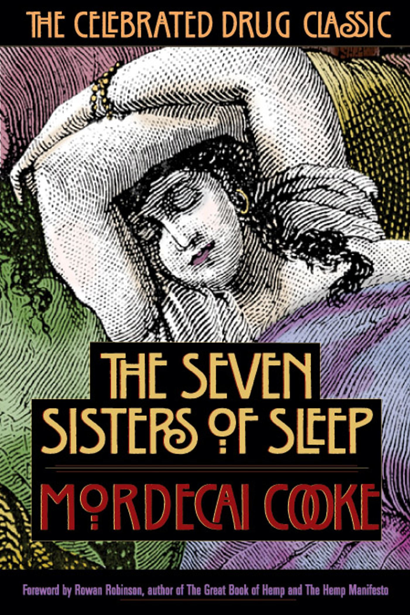 The seven sisters of sleep 9780892817481 hr