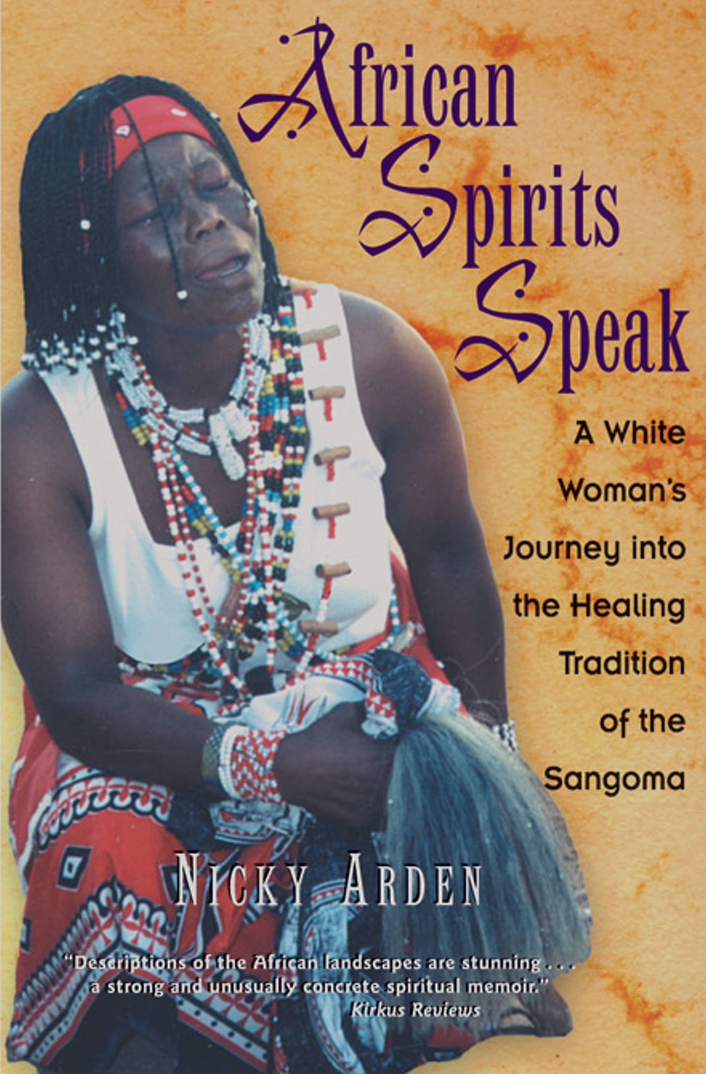 African spirits speak 9780892817528 hr