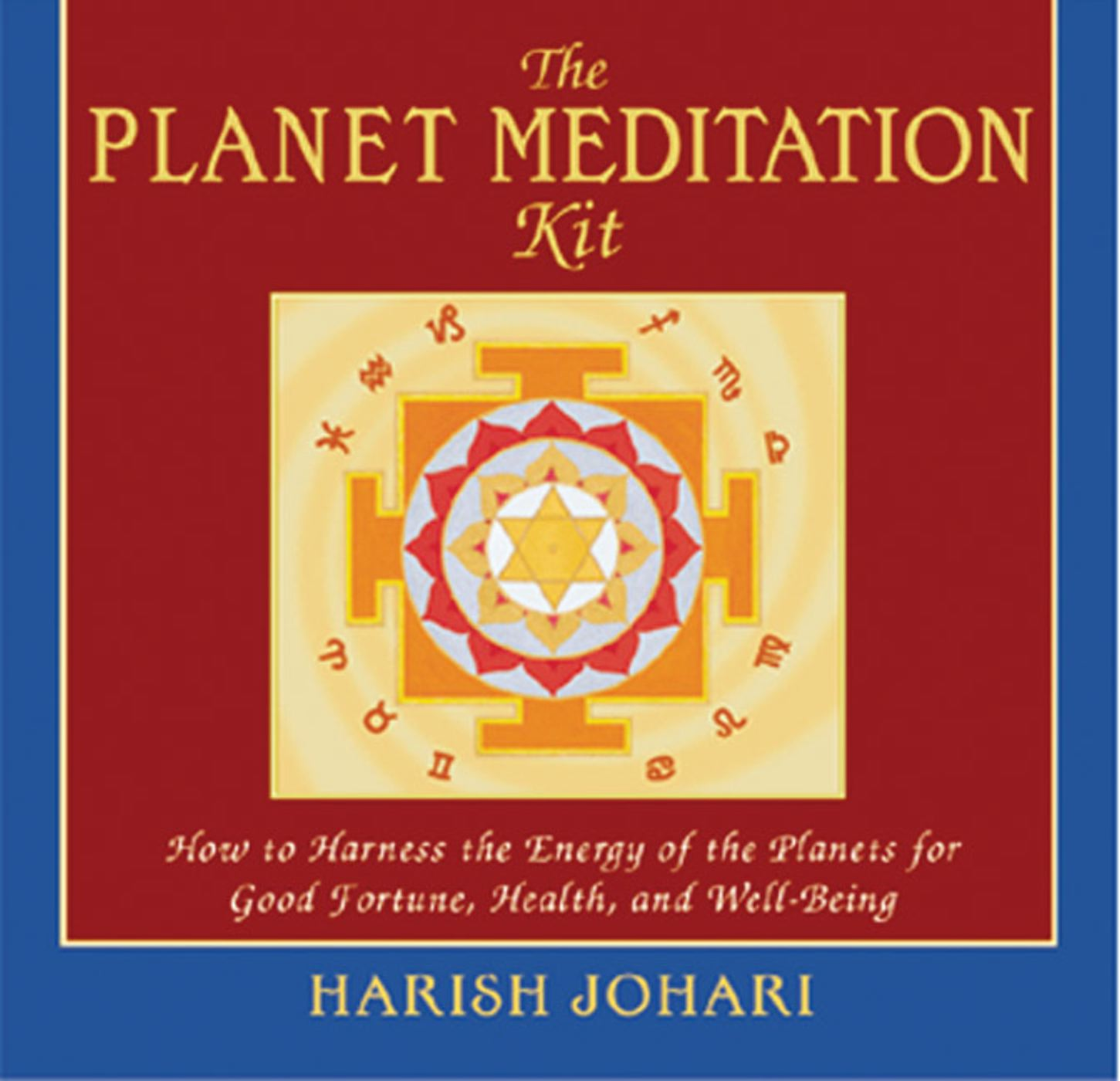 Harish johari official publisher page simon schuster for Ayurvedic healing cuisine harish johari