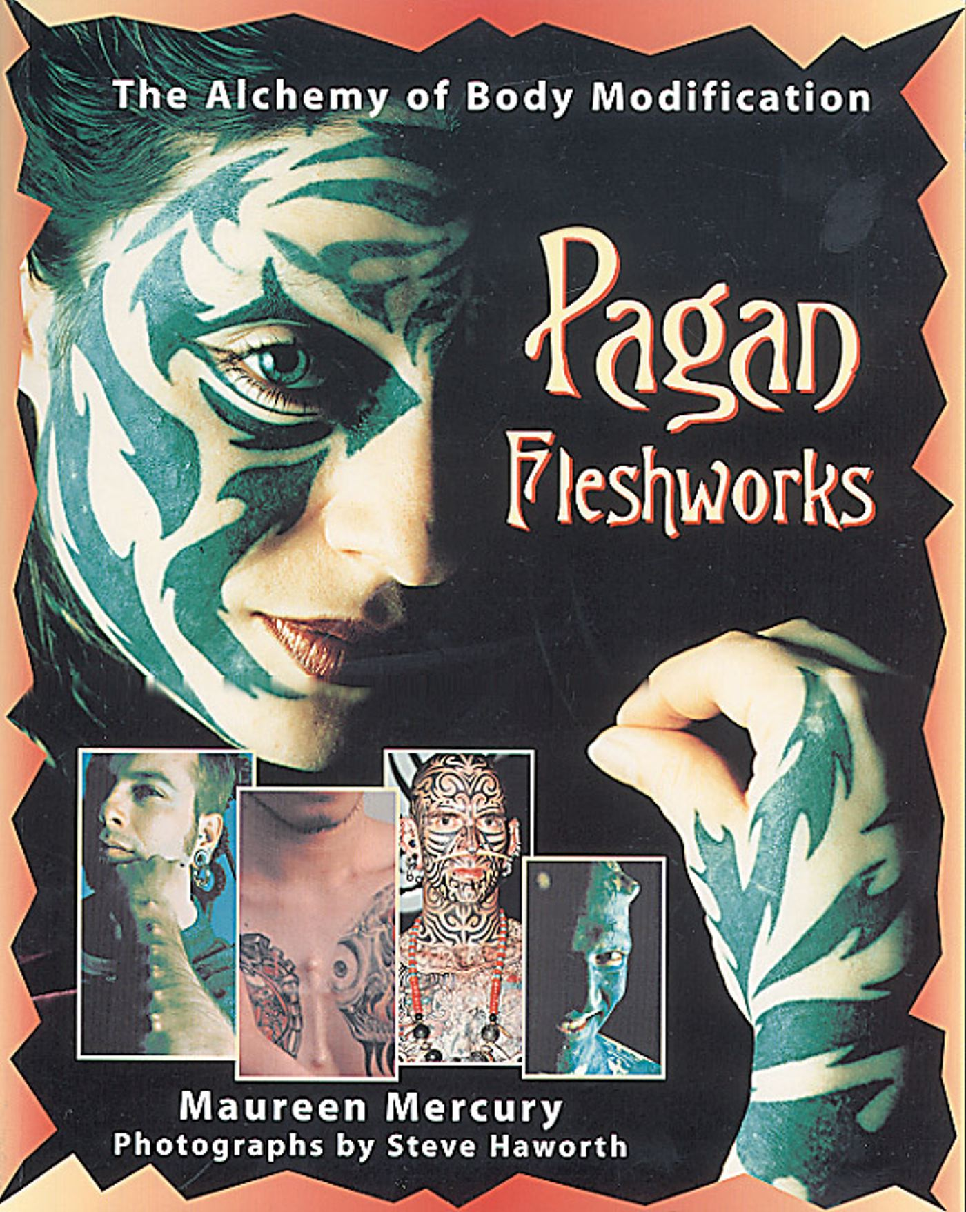 Pagan fleshworks 9780892818099 hr
