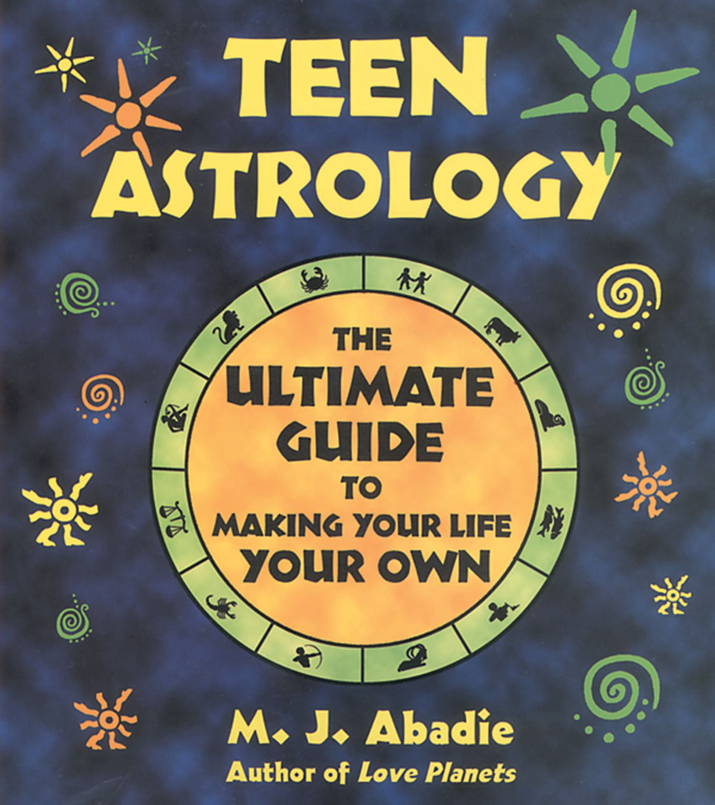 Teen astrology 9780892818235 hr