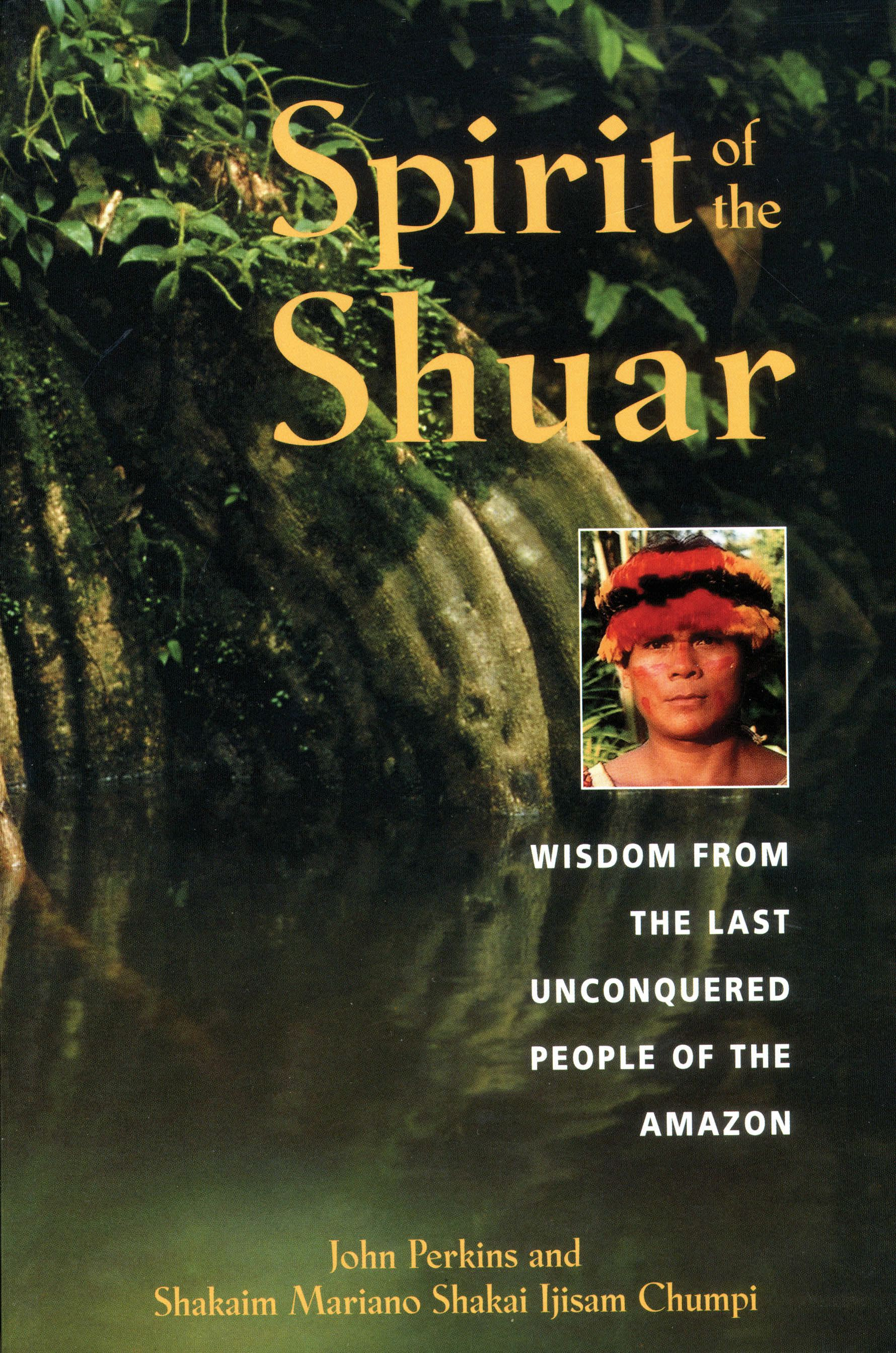 Spirit of the shuar 9780892818655 hr