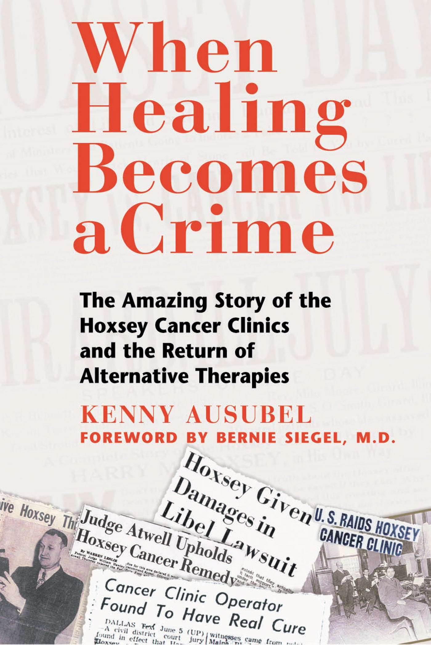 When healing becomes a crime 9780892819256 hr