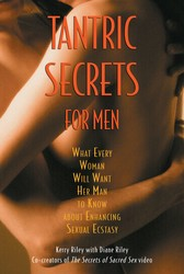 Tantric secrets for men 9780892819690